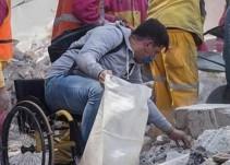 [Video]Conoce a Edy, el héroe mexicano en silla de ruedas