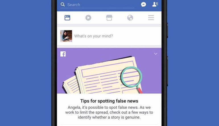 Facebook, noticias falsas: Facebook ahora podrá detectar noticias falsas