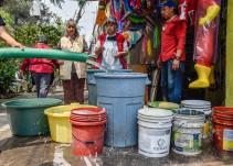 900 mil personas sin agua en Iztapalapa por temblor: Dione Anguiano