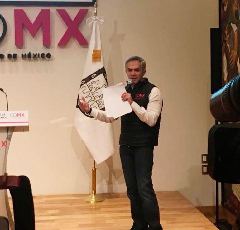 Sismo en México: Presentan nueva página para consulta sobre reconstrucción de la CDMX