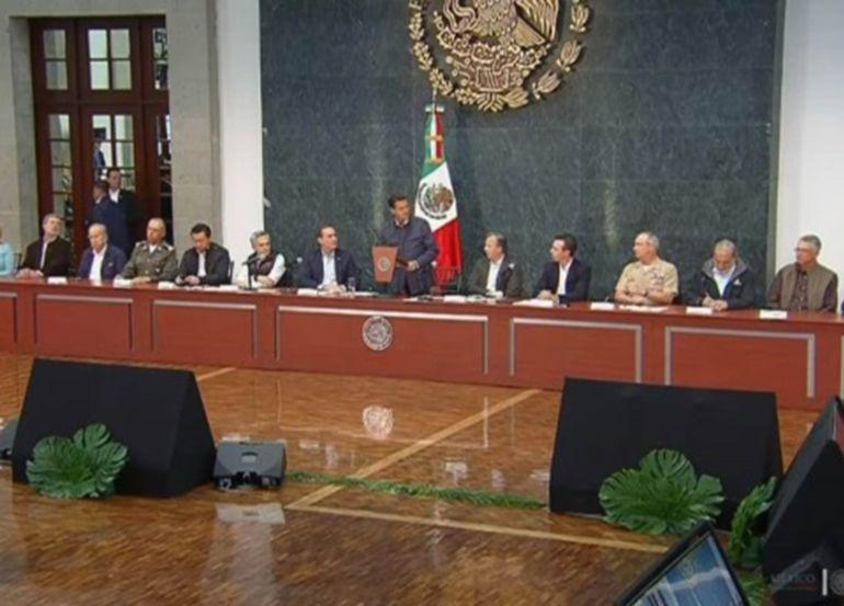Enrique Peña Nieto: La reconstrucción por sismos costará al menos 37 mil 500 mdps: EPN