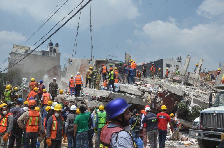 Benito ju rez demandas sismo van contra constructoras - Constructoras en guadalajara ...