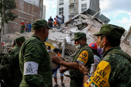 , Benito Juárez, demandas, sismo: Van contra constructoras de 38 edificios dañados en Benito Juárez