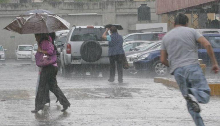 Clima hoy,28 septiembre 2017: Continúan tormentas fuertes en gran parte del territorio nacional
