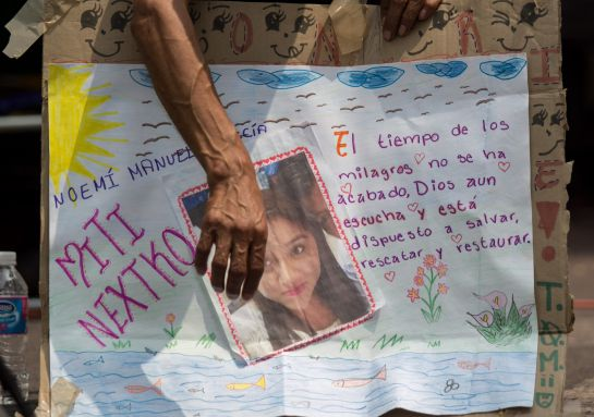 desaparecidos, familiares, Álvaro Obregón: Mienten autoridades a familiares de desaparecidos en Álvaro Obregón 286