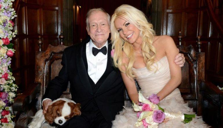 Playboy: Hugh Hefner: fortuna y sus tres esposas