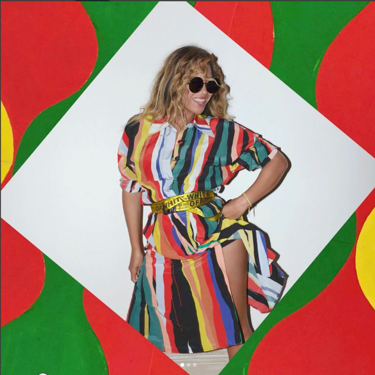 Mi gente: Beyoncé canta con J Balvin para apoyar a damnificados de México y Puerto Rico
