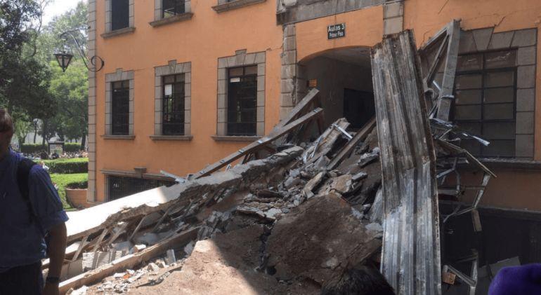 Tec de Monterrey, estudiantes, derrumbes: Padres exigen respuestas al Tec de Monterrey por daños del sismo