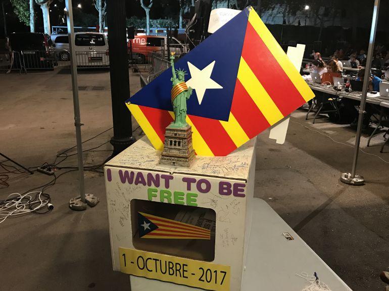 El Govern acredita para votar a 5,3 millones de personas en 2.315 centros en Cataluña
