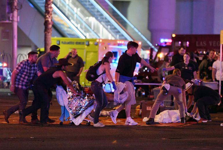 Ultimas noticias en vivo: Tiroteo en Las Vegas, lo que se sabe hasta ahora