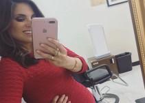 [Video] Presentadora comenzó labor de parto en programa en vivo
