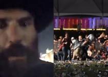 'Rey de Instagram' sobrevive al ataque en Las Vegas y comparte video