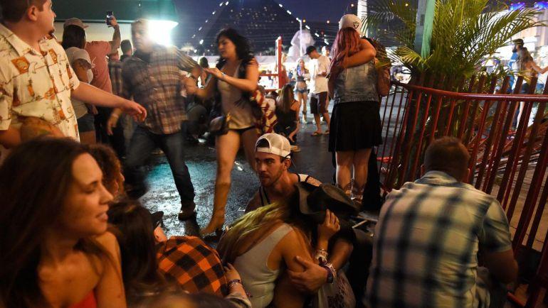 """mexicano, Las Vegas, tiroteo: """"Me fui para escapar del caos del sismo y me encontré con un tiroteo"""": Mexicano en Las Vegas"""