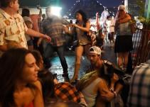"""""""Me fui para escapar del caos del sismo y me encontré con un tiroteo"""": Mexicano en Las Vegas"""