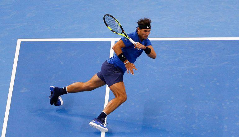 Confirman presencia de Rafael Nadal en Abierto Mexicano de Tenis