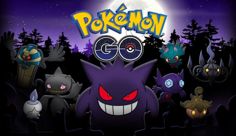 Pokémon Go tendrá un evento de Halloween
