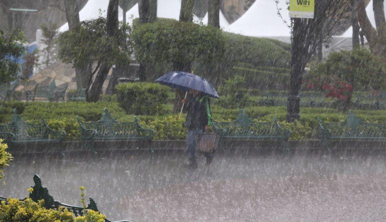 Clima hoy,4 octubre 2017: Lluvias intensas al sur y sureste del país por tormenta tropical 'Ramón'