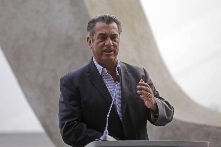 """Jaime Rodríguez, candidato independiente, presidente: """"El Bronco"""" buscará candidatura independiente para elecciones del 2018"""