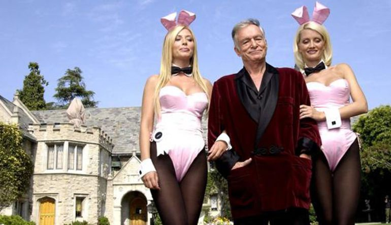 Los secretos mejor guardados de la Mansión Playboy