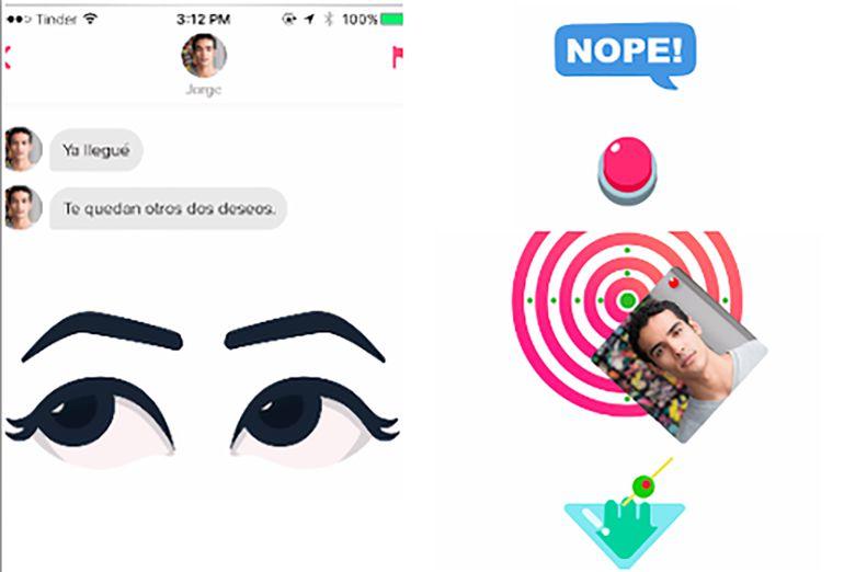Emojis: Tinder lanza Reacciones para enviar respuestas animadas