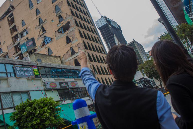"""damnificados, personas abusivas, irregularidades: """"Estamos trabajando en la reestructuración y transformación de la CDMX"""": Mancera"""