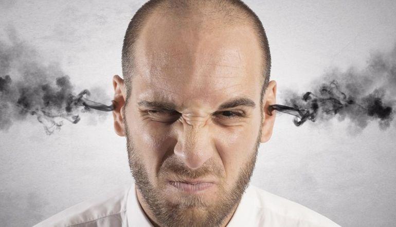 ¿Te consideras una persona enojona?