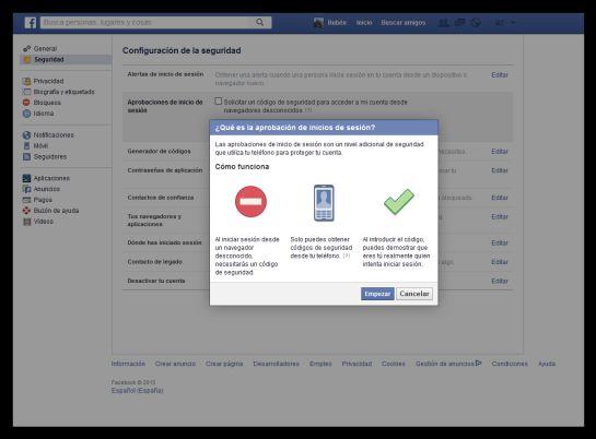 4 formas de proteger tu Facebook