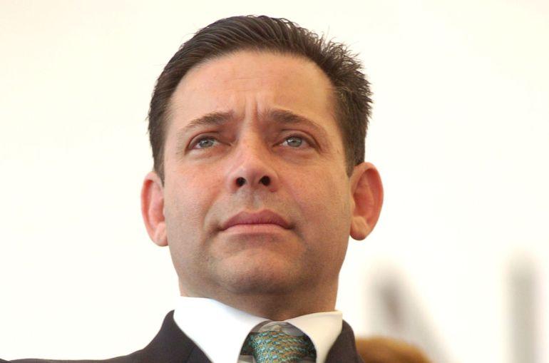 Eugenio Hernández Flores: Detienen a exgobernador de Tamaulipas