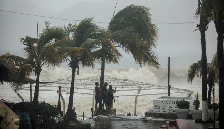 Clima hoy,6 octubre 2017: Lluvias intensas en Yucatán y Quintana Roo por tormenta tropical 'Nate'