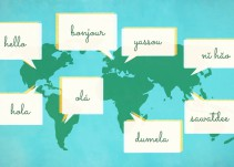 Aprende a pensar en otro idioma con esta app