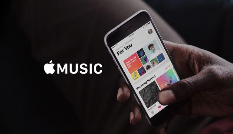 Apple Music ahora disponible dentro de Facebook Messenger