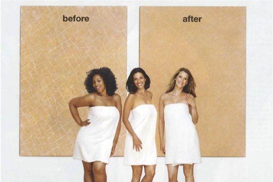 Dove en Facebook: Esta línea de productos para la piel se disculpó por el contenido de su anuncio