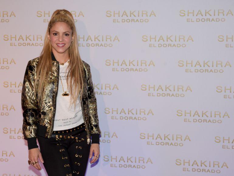 El Dorado World Tour: Filtran setlist de la próxima gira de Shakira