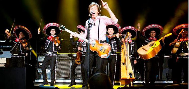 One On One Tour: Paul McCartney envía mensaje de amor a México
