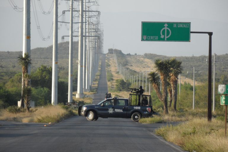 Se registra motín en el Penal de Cadereyta, Nuevo León