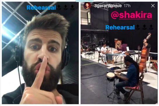 Piqué desmiente rumores de separación con Shakira con esta publicación