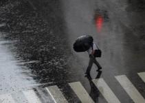 Se esperan tormentas intensas en el oriente, sur y sureste del país