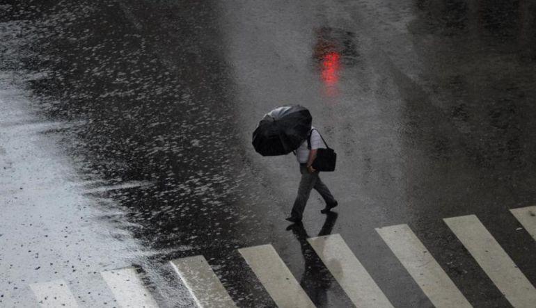 Clima hoy,11 octubre 2017: Se esperan tormentas intensas en el oriente, sur y sureste del país