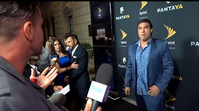 Eduardo Yánez: Tras agresión, Eduardo Yánez ofrece disculpas a reportero