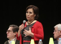 Entrega de apoyos tras sismo permitió gobernabilidad y paz social: Robles Berlanga
