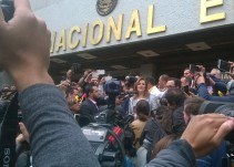 Margarita Zavala se registra como candidata independiente