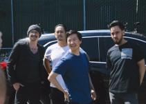 Revelan 'Carpool Karaoke' que Chester Bennington grabó con Linkin Park antes de morir