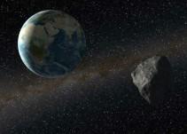 Asteroide pasa rozando la tierra