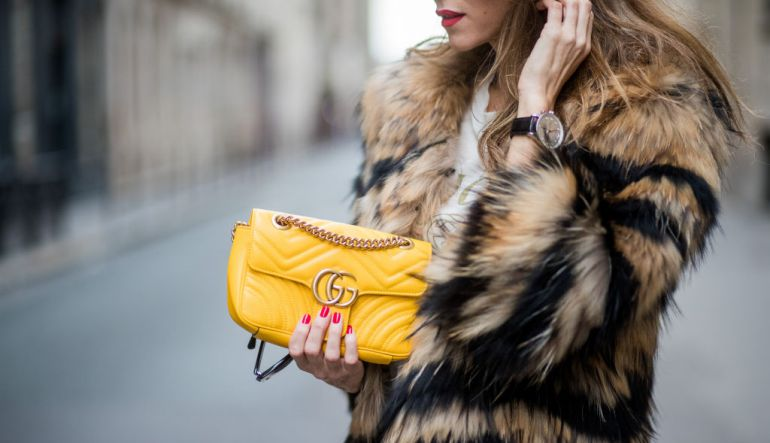 Gucci: Esta reconocida marca de ropa de lujo le dice adiós a las pieles
