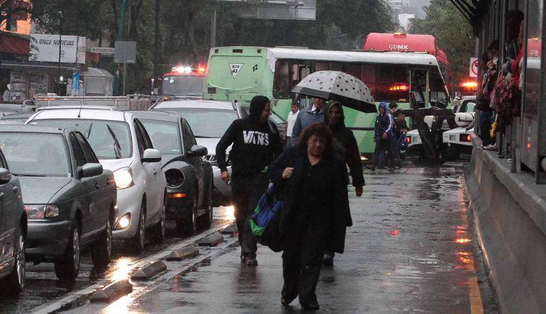 Clima hoy,16 octubre 2017: Se esperan tormentas fuertes en gran parte del país