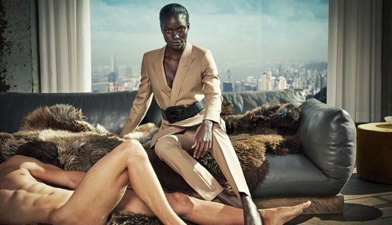 Campaña de marca holandesa desnuda a los hombres por esta razón