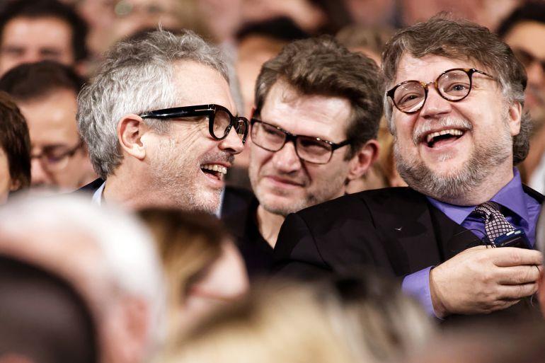 Guillermo Del Toro: Cuarón y Del Toro en la mira de Lyon