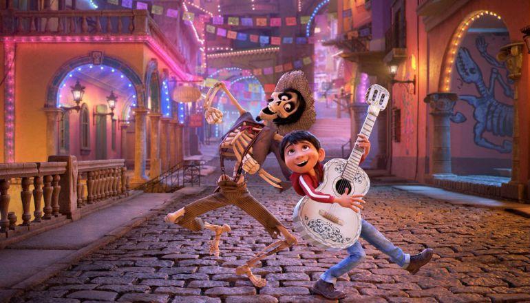 """Disney Pixar: """"Coco"""" tendrá premier en Bellas Artes"""