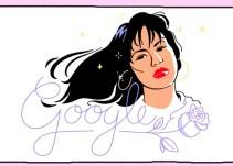 Google recuerda a Selena con Doodle