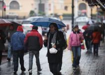 Tormentas intensas en Veracruz, Tabasco y Chiapas por efectos de Frente Frío No. 5